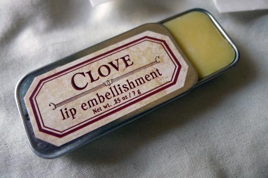 Clove Lip Embellishment by For Strange Women