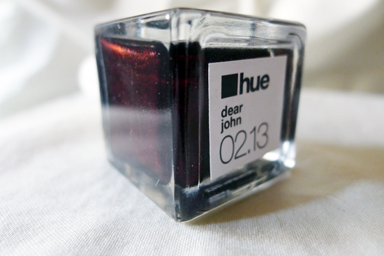 Dear John - SquareHue February 2013: Vintage Love Collection