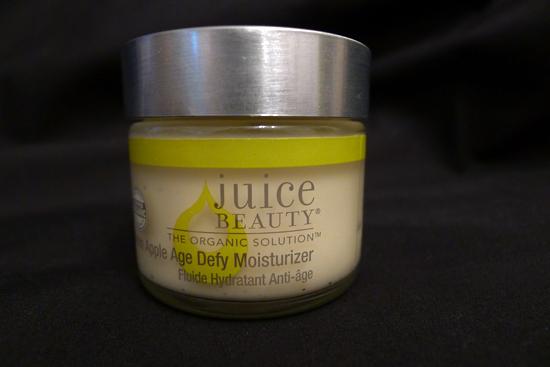 Juice Beauty GReen Apple Age Defy Moisturizer Review