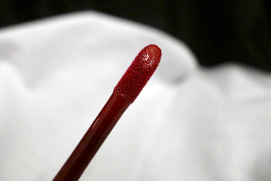 Shiseido Lacquer Rouge Liquid Lipstick - Nocturne