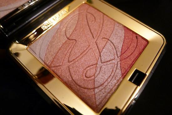 Estee Lauder 5 Tone Shimmer Powder - Pink