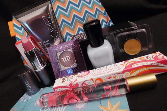 May Ipsy Glam Bag 2013