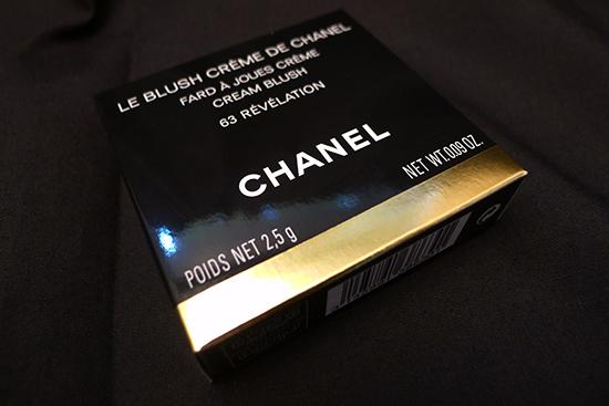 Le Blush Créme de Chanel in Révélation