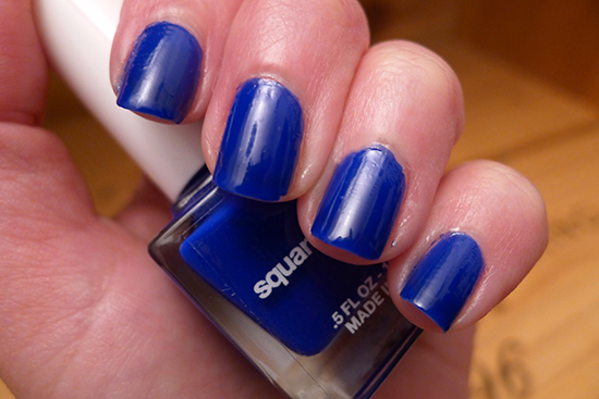 July 2013 SquareHue - Salute Swatched