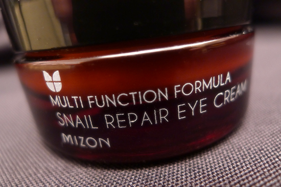 Mizon Snail Repair Eye Cream Review Skin Tonics Skincare