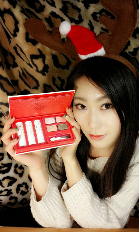 Alice with Laneige Winterland Gift Set