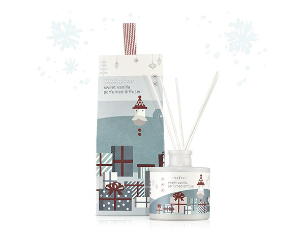 Innisfree Sweet Vanilla Perfumed Diffuser - Limited Edition