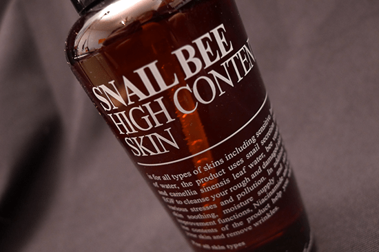 Benton Snail Bee High Content Skin