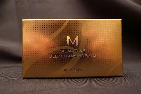 Missha M Signature Deep Cleansing Balm