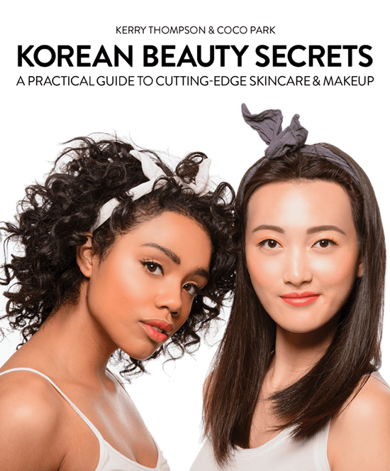 Korean Beauty Secrets Book Cover