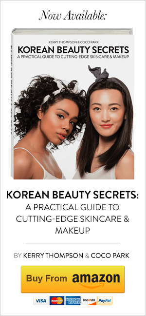 Korean Beauty Secrets by Kerry Thompson and Coco Park