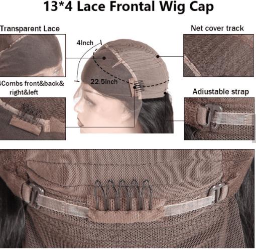 13 x 4 3 13 x 4 Wig- 180% Density Wig