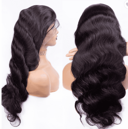 Body Wave 1 13 x 4 Wig- 180% Density Wig
