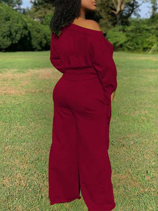 Comfortable Long Sleeve High Rise Knotted Women Suit Elasticity