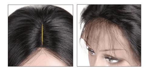 13 4 5 x 5 Wig- 180% Density Wig