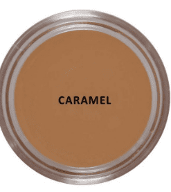 CARAMEL Organic Foundation Sandalwood