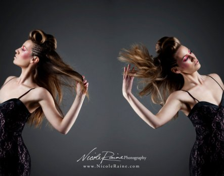 Fashion shoot (hair only)