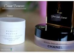 Manasi Chanel YSl Cream Bronzer