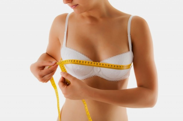 Breast Enlargement Exercises