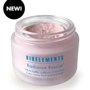 Radiance Rescue mask