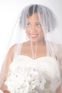 Bride Makeup Application