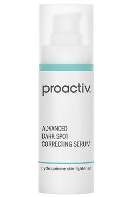 a bottle of proactiv advanced dark spot correcting serum
