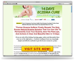 14 Days Eczema Cure Product