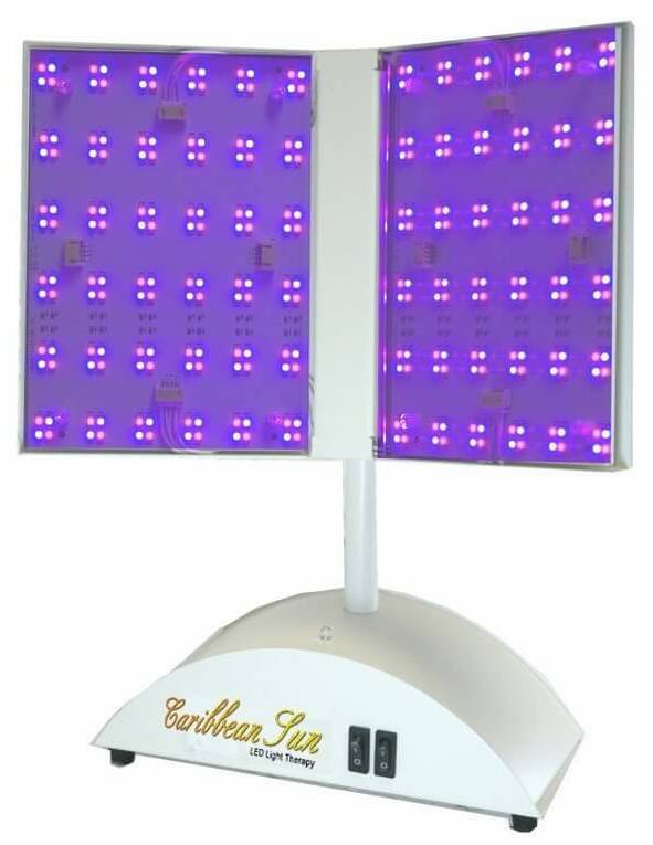 caribbean sun led light therapy