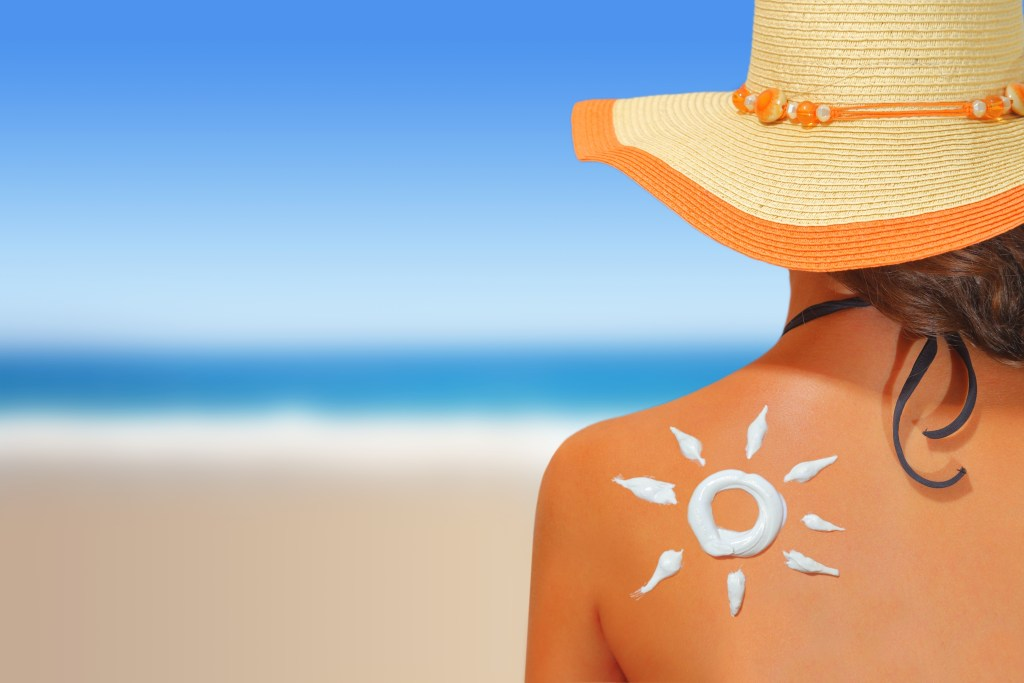 Do you still have last summer's sunscreen?