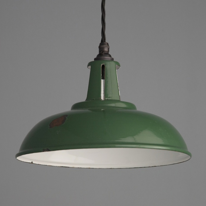 Vintage industrial lighting  skinflint