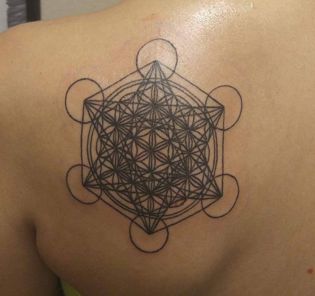 Bison Tattoo Outline