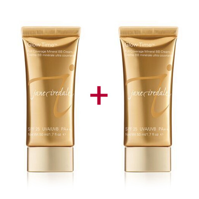 Duo-Pack-of-two-Jane-Iredale-Glow-Time-BB-Creams