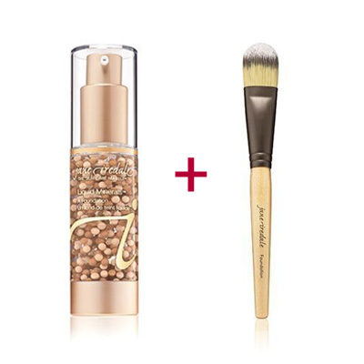 Duo-of-one-Jane-Iredale-Liquid-Minerals-and-the-Foundation-Brush