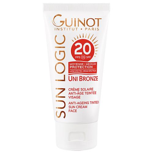 Guinot-Sun-Logic-Uni-Bronze-SPF-20-2