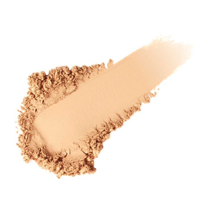 Jane Iredale Tanned swatch