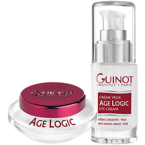 Guinot Duo of Age Logic Cellulaire and Age Logic Yeux