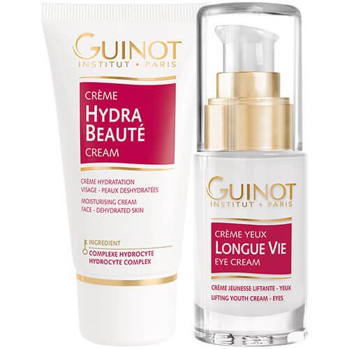 Guinot Duo Creme Hydra Beaute and Longue Vie Yeux