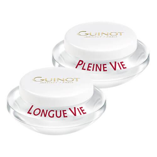 Guinot Duo of Longue Vie Cellulaire and Pleine Vie
