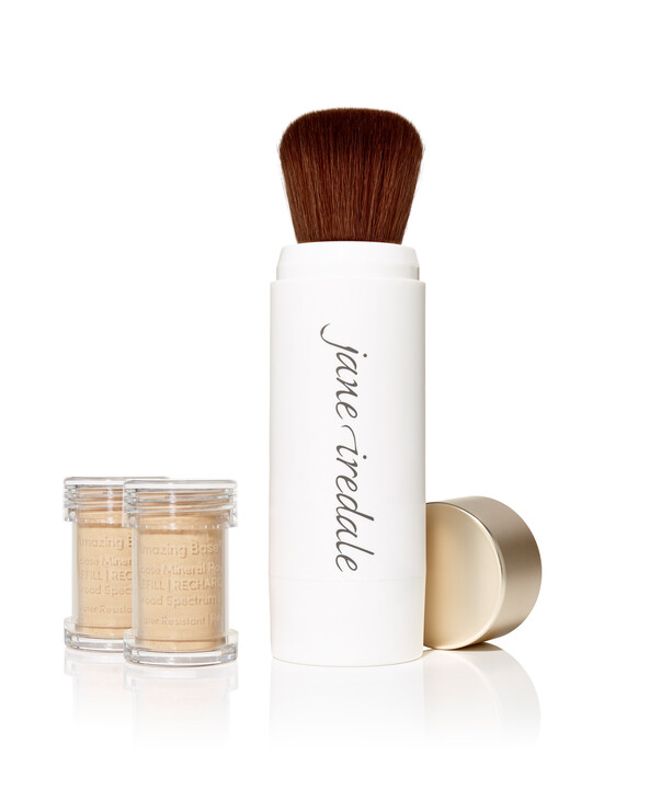 Jane Iredale All in One Amazing Base with Refillable Brush