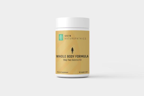S2 Whole Body Formula