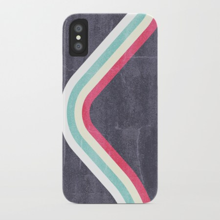 retro stripe cases