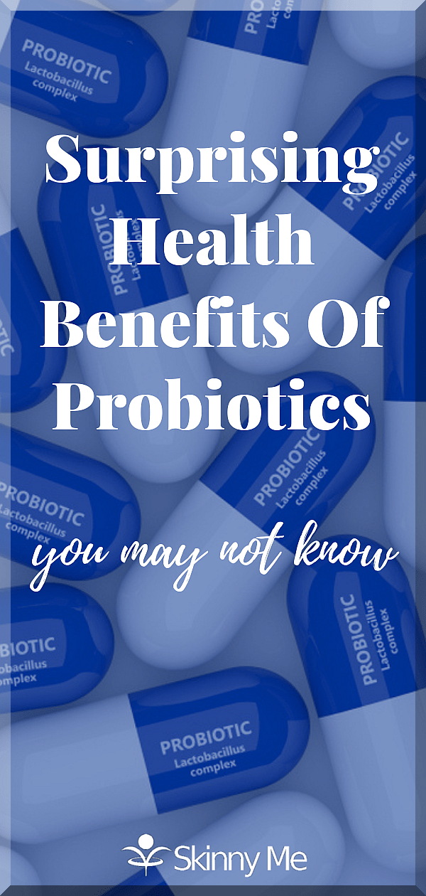 Surprising Health Benefits Of Probiotics You May Not Know