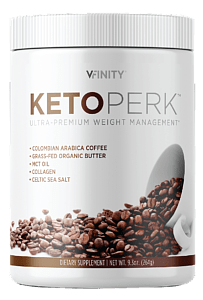 Ketoperk keto coffee