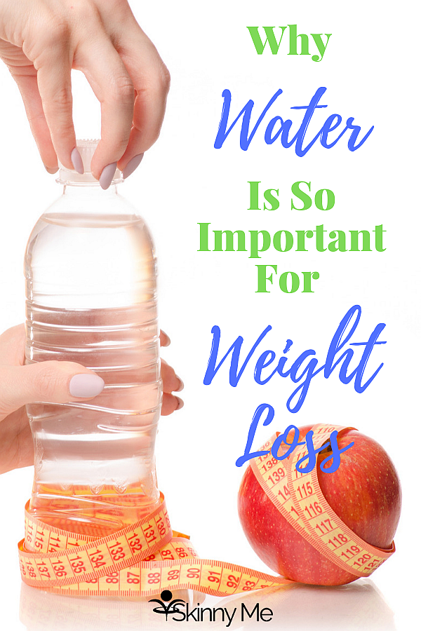 Did you know that not drinking enough water might be why you\'re on that dreaded weight loss plateau even though you\'re maintaining your diet? Water is required for a whole range of the body\'s biochemical processes and is an essential ingredient for your weight loss.