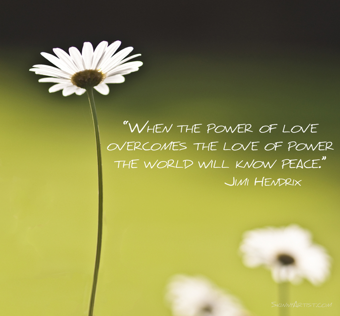 Power of Love Quote Jimi Hendrix