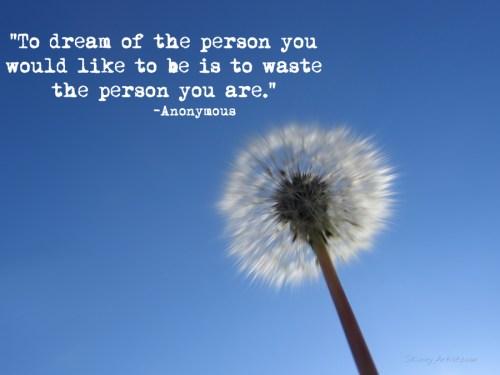 Wishing and Wasting
