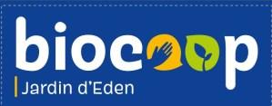 logo biocoop jardin d'eden Nice