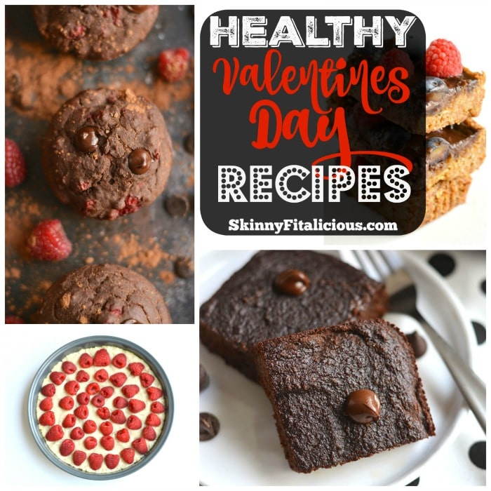 I've rounded up drool worthy goodies to fill your heart, warm your soul, & fill your belly in a healthy way. Cheers to Healthy Valentine's Day Recipes!
