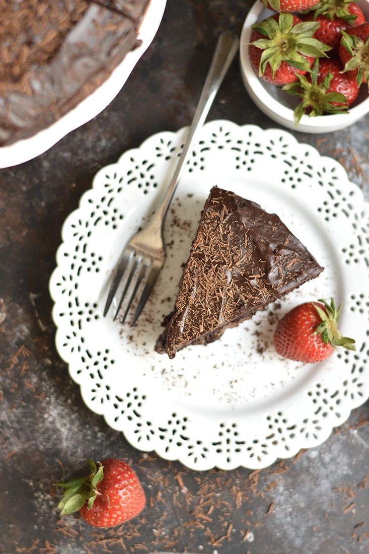 Amazing Paleo Chocolate Cake Glutenfree Dairyfree
