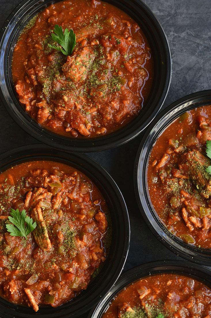 Recipes Chili Easy Beanless
